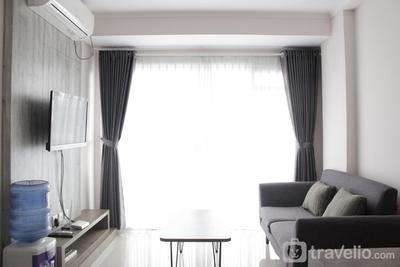 Spacious 2BR Gateway Pasteur Apartment By Travelio