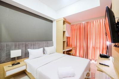 Strategic 2BR at Sedayu City Suites Kelapa Gading Apartment By Travelio