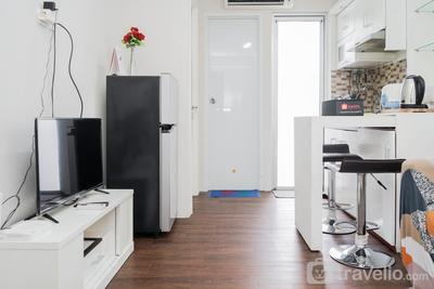 Gorgeous 2BR at Bassura City Apartment By Travelio