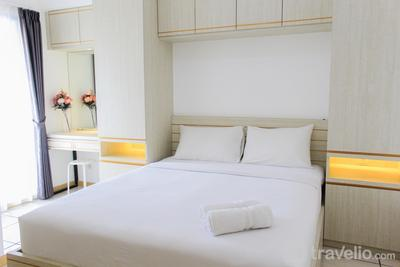 Clean and Comfort 2BR Apartment M-Town Residence By Travelio