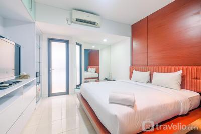 Comfort Studio Tamansari Sudirman Apartment By Travelio