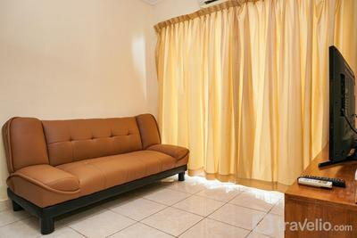 Great Choice 2BR City Home Apartment near MOI By Travelio