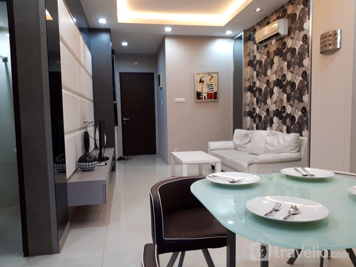Royal Suite Condotel - Comfortable 2 Bedroom @ Royal Suite Condotel by Binsar