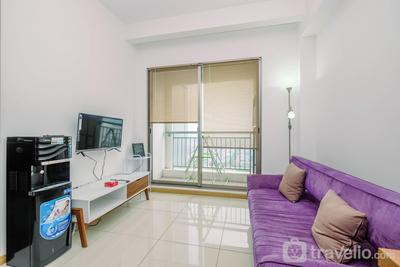 Brand New 1BR Apartment at M-Town Signature By Travelio