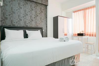 Simply Modern Studio Apartment at Centro City Residence By Travelio