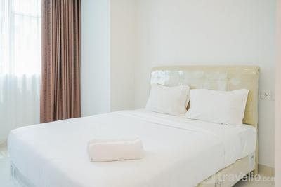 Relax Studio Apartment at Roseville By Travelio