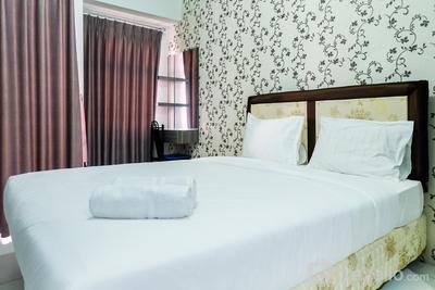 Simply Studio Room Ayodhya Apartment near Tangerang City By Travelio