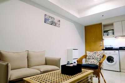 Comfy 2BR The Mansion Apartment Kemayoran By Travelio