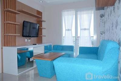 Spacious 2BR Apartment Signature Park Grande By Travelio