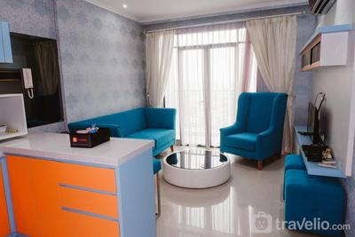Elegant 2BR Hampton's Park Apartment near Pondok Indah Mall By Travelio