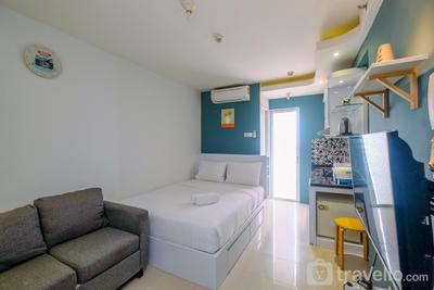Simply Good Studio Bassura City Apartment By Travelio