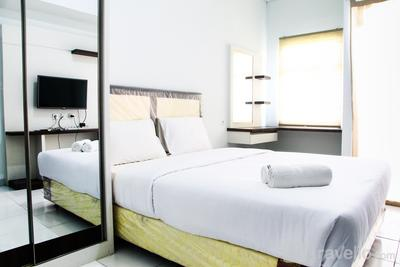 Best Price Studio Room Ayodhya Residence By Travelio