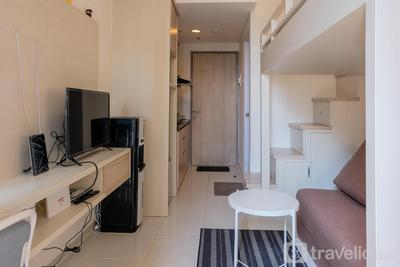 Simply Studio Akasa Pure Living BSD Apartment By Travelio