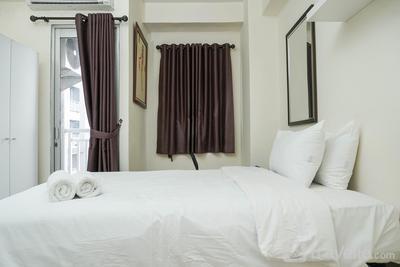 Cozy Stay and Relax @ Studio Pakubuwono Terrace Apartment By Travelio