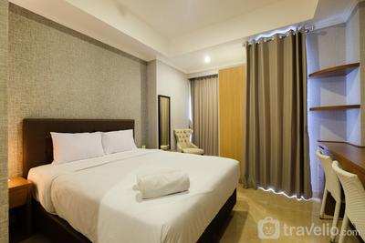 Luxurious Studio at Menteng Park Apartment By Travelio