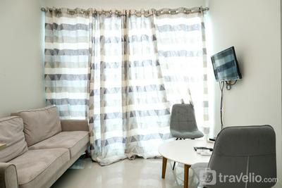 Luxurious Private Access 2BR at Puri Mansion Apartment By Travelio