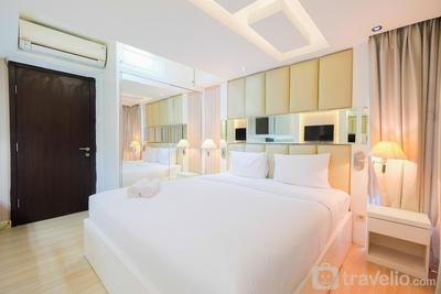 Contemporary 2BR Apartment @ H Residence By Travelio