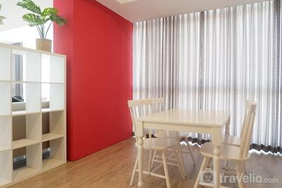 2BR Apartment near Marvell City Mall at The Linden By Travelio