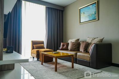Contemporary Style 2BR at Lexington Apartment By Travelio