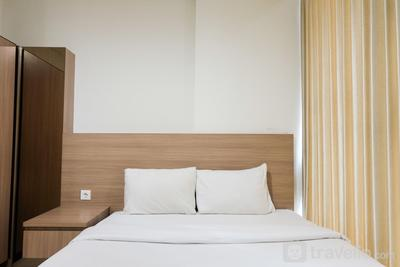 Cozy Studio Apartment at Brooklyn Alam Sutera By Travelio
