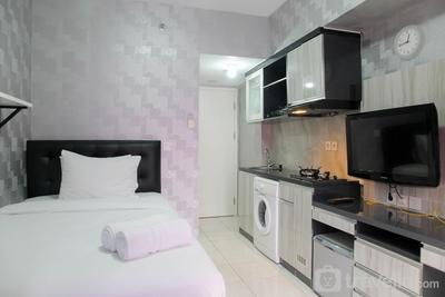 Caldesia Tower Studio Apartment @ Springlake Summarecon Bekasi By Travelio