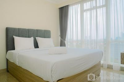 Wonderful 2BR at Menteng Park Apartment By Travelio