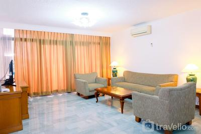 Spacious 3BR Senopati Apartment near SCBD By Travelio