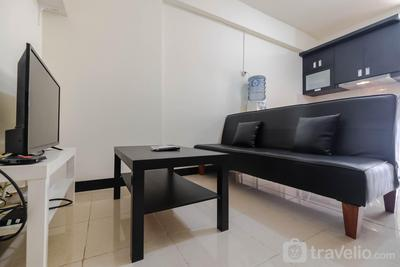 2BR Apartment with Sofa Bed at Casablanca East Residences By Travelio
