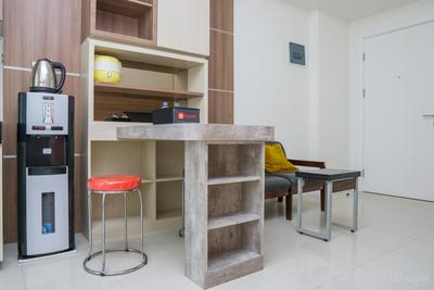 Pleasant 2BR Apartment at Parahyangan Residence By Travelio