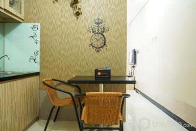 Elegant Studio Apartment at Nifarro Park By Travelio