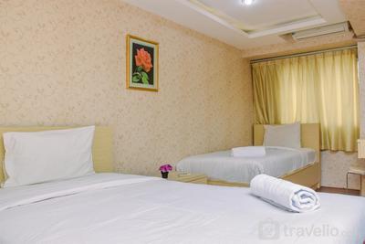Comfort Living and Strategic Studio at Kebagusan City Apartment By Travelio