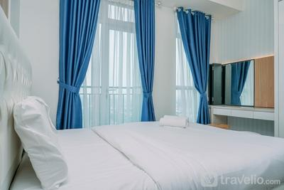 Exclusive 1BR at Puri Orchard Apartment in Strategic Location By Travelio