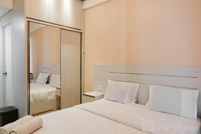 Elegant Studio Apartment at Akasa Pure Living BSD By Travelio