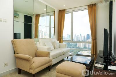 Luxurious 3BR Apartment at FX Residence Sudirman By Travelio