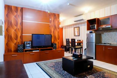 1BR The 18th Residence Near Epicentrum By Travelio