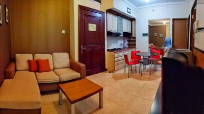 2BR @ Grand Setiabudi Apartment By Norman