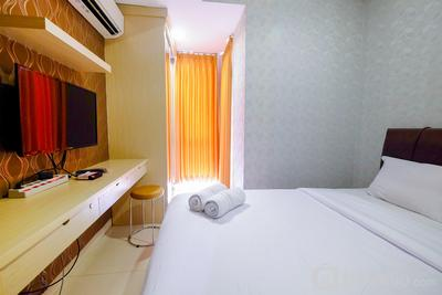 1BR at The Mansion Kemayoran Apartment near JIEXPO By Travelio
