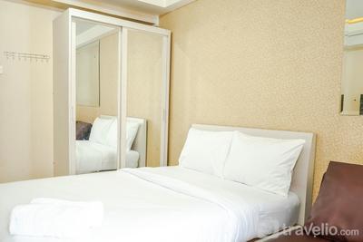 Cozy Studio Room Kalibata City Apartment By Travelio