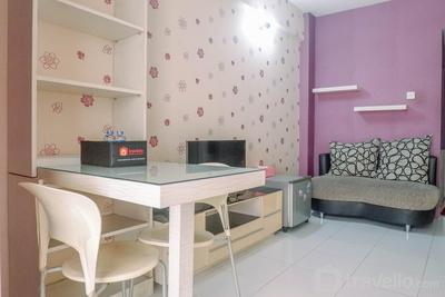 Minimalist 2BR Apartment at Dian Regency By Travelio