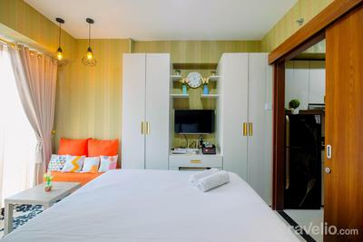 Cozy Studio Apartment @ Grand Kamala Lagoon By Travelio