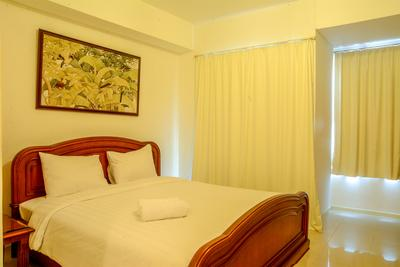 Classic Studio Cosmo Terrace Apartment at Thamrin City By Travelio