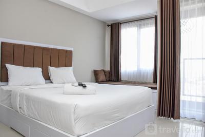 Comfort Studio at Gateway Park Apartment By Travelio