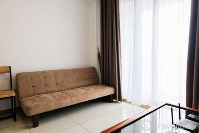 Nice 1BR Apartment at M-Town Signature By Travelio