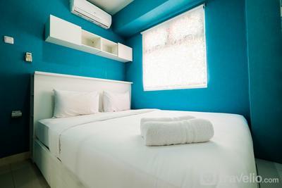 Modern 1BR Apartment @ Green Pramuka By Travelio