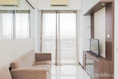 1BR Cozy and New Apartment at Silkwood Residences By Travelio