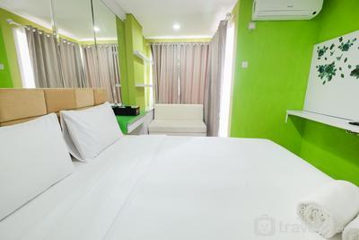 Best Price Studio @ The Enviro Apartment By Travelio
