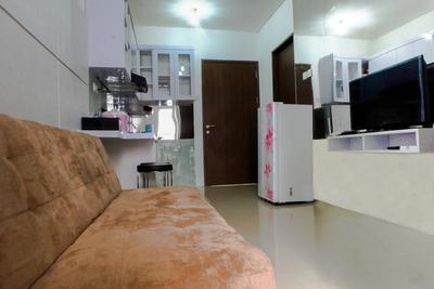 Compact 2BR Northland Apartment Near Ancol By Travelio