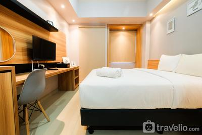 Furnished Studio Apartment Mustika Golf Residence By Travelio