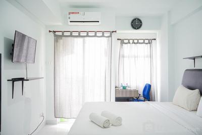 Modern Design Studio Apartment at Ayodhya Residences By Travelio