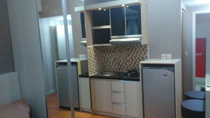 Grand Center Point Bekasi - Studio Deluxe Double Bed Grand Centerpoint Apartment